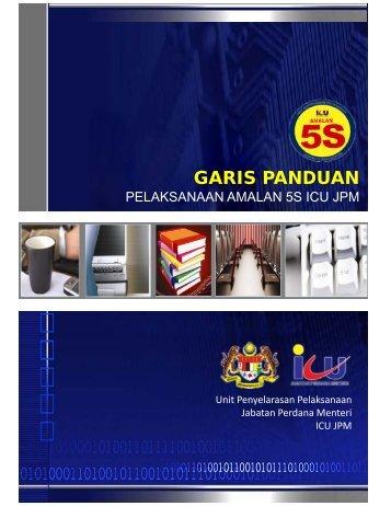 Garis Panduan 5S ICUJPM - Unit Penyelarasan Pelaksanaan ...