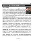 The FAO Journal International Affairs - Faoa - Page 3