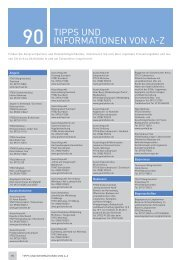 90 TIPPS UND INFORMATIONEN VON A-Z - Schweinfurt 360