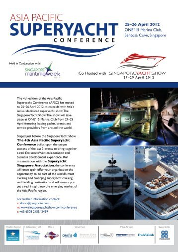 23 - Singapore Yacht Show