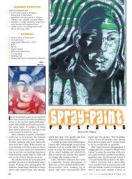 APRIL PP 2-41 - Arts & Activities Magazine