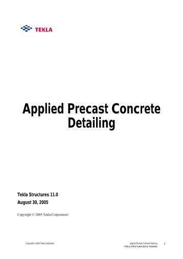 International seminar on Precast Concrete Structures