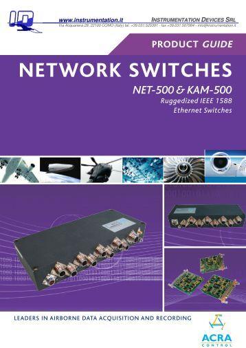 network switches - Instrumentation.it