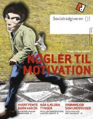 Socialrådgiveren nr. 1-2010 - Dansk Socialrådgiverforening