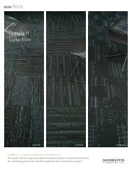 tx:style II Collection Product Page - Mannington