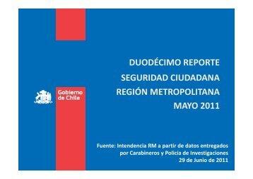 Reporte Mayo 2011 - Emol.com
