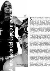 Al otro lado del espejo mexicano - Casa de las Américas