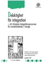 Delaktighet för integration - Mångkulturellt centrum