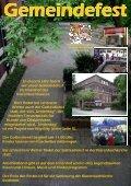 Gemeindefest - Evangelische Klarenbach-Kirchengemeinde - Page 2
