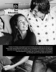 Sex Education - Action Parents, March/April 2006 - Fédération des ...