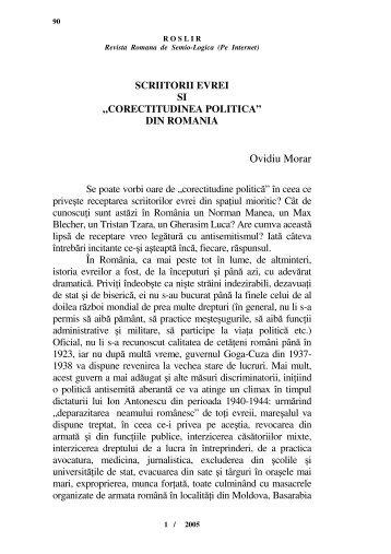 Ovidiu Morar - roslir