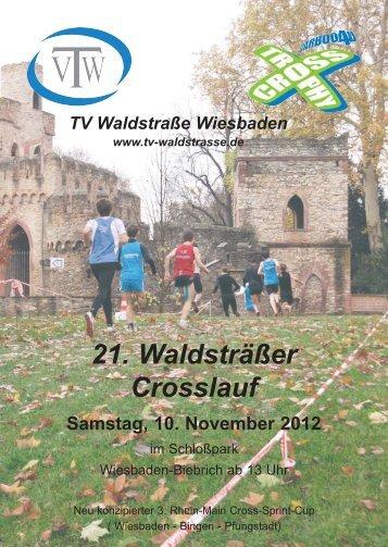 Crosslauf 2012 - TV Waldstraße Wiesbaden