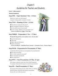 Class Presentations - Www2.hkedcity.net