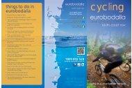 cycling web version 2013.pdf - Eurobodalla