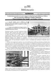 may - Dirección General de Bibliotecas - Consejo Nacional para la ...