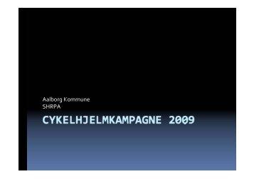 PDF præsentation af kampagnen - iaa.dk