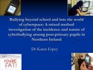 Virtual Lives Conference - Karen Espey presentation