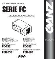 SERIE FC - CBC CCTV