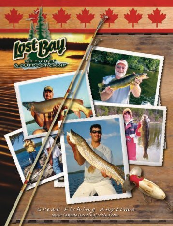 Great Fishing Anytime - Lost Bay Resort