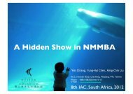 A hidden show in National Museum of Marine Biology and Aquarium