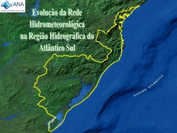 Evolução - RH Atlântico Sul - Ana