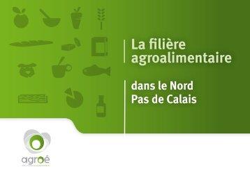 presentation_filiere_agro_pdf_v5 - DRAAF Nord-Pas-de-Calais