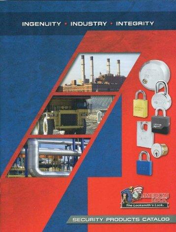 American Lock - Keyport Lock Corp