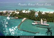 Paradise Island Private Estate Bahamas - Vladi Private Islands