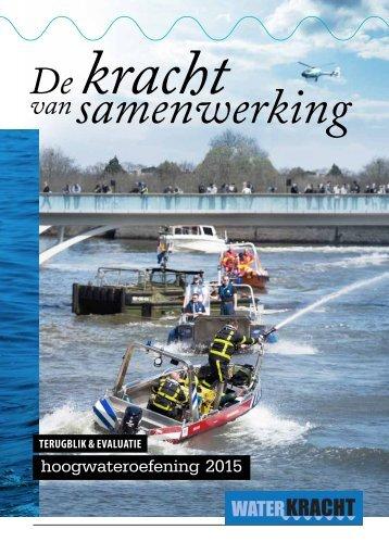 Veiligheidsregio magazine Waterkracht_digi