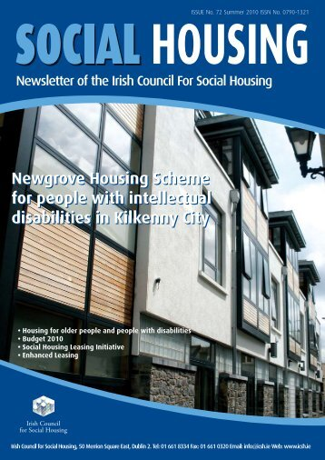 The Irish Council for Social Housing