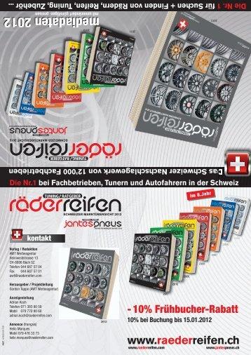 unverändert günstige Preise seit 2005 - RaederReifen.com