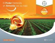 El Poder Herbicida en Armonía con su maíz - Bayer CropScience ...