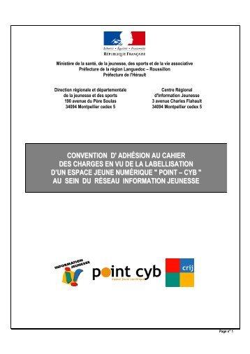 Projet nouveau Cahier-Charges-Points-Cyb - DRJSCS