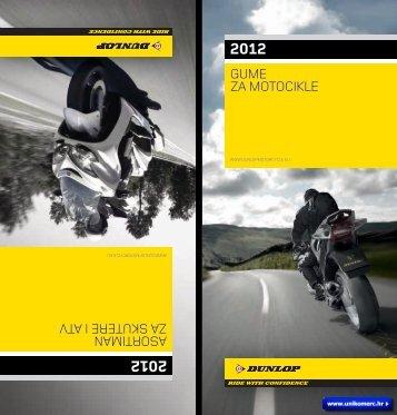 GUME ZA MOTOCIKLE ASORTIMAN ZA SKUTERE I ATV - Unikomerc