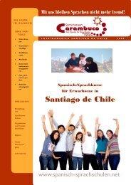Santiago de Chile - Sprachreisen Carambuco