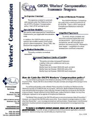 Application for Workers' Compensation - Beale Professional Services