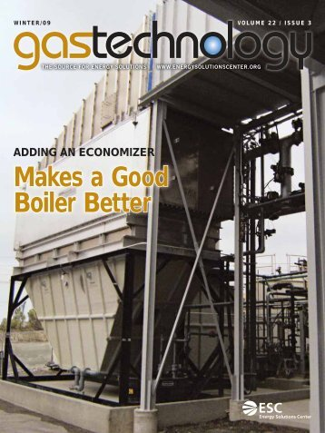Makes a Good Boiler Better - Energy Solutions Center