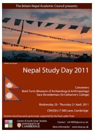 Download Conference Booklet - CRASSH and - University of