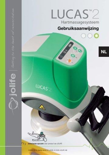 Gebruiksaanwijzing NL - Lucas CPR