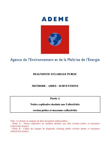 DIAGNOSTIC ECLAIRAGE PUBLIC METHODE ... - Pays du Mans
