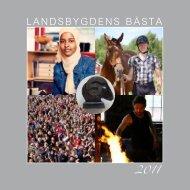 Landsbygdens bästa_2011 webb - Landsbygdsnätverket