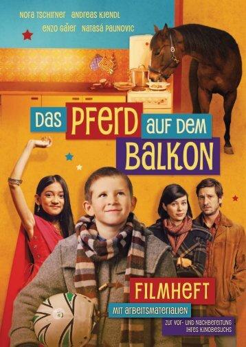 Das Pferd auf dem Balkon - Neue Visionen Filmverleih