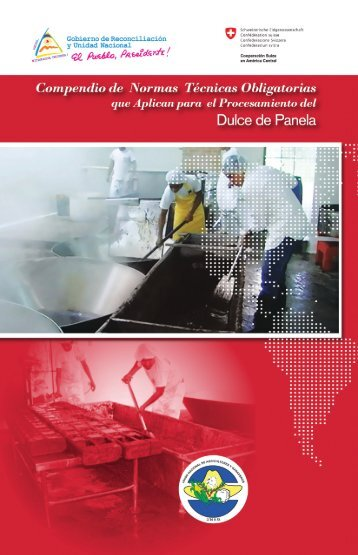 Compendio de Normas Técnicas para procesar Dulce ... - Pymerural