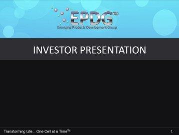 WFI EPDG Investor.pdf