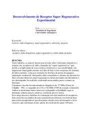Receptor SuperRegenerativo_6 - Artigo Científico