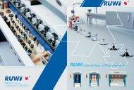 RUWI sub-surface milling machines