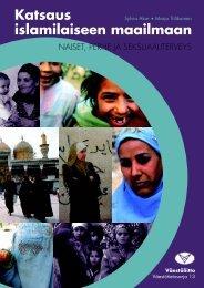 Katsaus islamilaiseen maailmaan - Väestöliitto