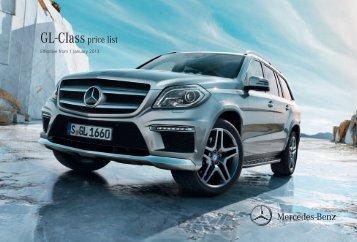 GL-Class - Mercedes-Benz