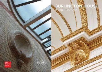 BURLINGTON HOUSE - Royal Academy of Arts