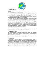 A ABA é.... ... A Associação Brasileira de Aeromodelismo ... - Aeronline